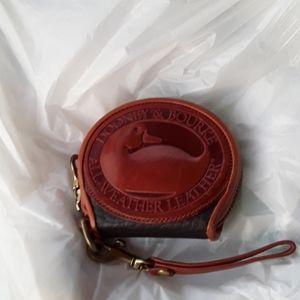 Dooney & Bourke vintage coin purse